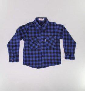 Размер 116 и 122 новая рубашка