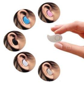 Беспроводной мини наушник / Bluetooth гарнитура