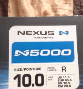 Коньки хоккейные Bauer nexus n5000