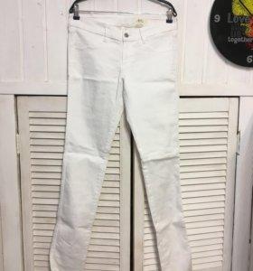 Белые джинсы &sqin