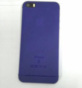 iPhone 5 S 16 Gd gray