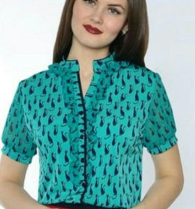 Новые блузки