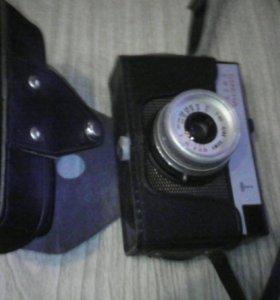 Смена 8М фотоаппарат СССР