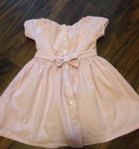 Платье gap р 86-92