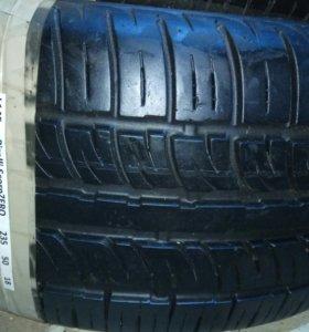 Бу летняя шина pirelli scorpion zero 235 50 18 1шт