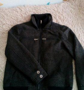 Мужское пальто р.48 (м)