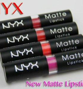 Матовая помада для губ NYX Matte lipstick