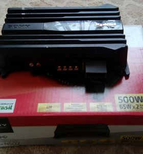 Автоусилитель Sony XM-N502