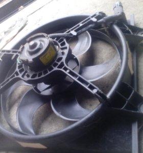 Вентилятор-мотор