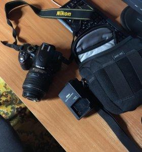 Продаю Nikon 3200