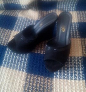 Туфли на плодформе