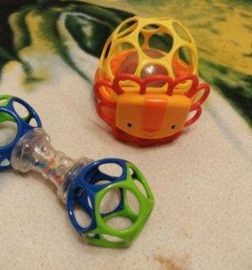 3 Игрушки oball