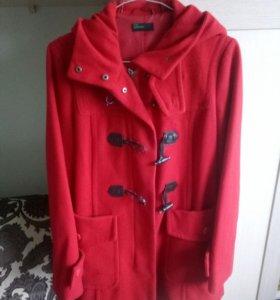 Пальто Beneton демисезонное