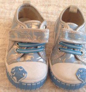 Кеды детский кроссовки