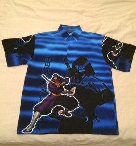 Рубашка с ниндзя (размер L)
