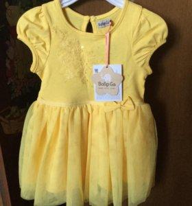 Новое платье Baby Go