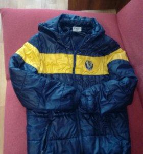 Куртка весна-осень на подростка