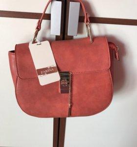 Новая сумка zarina
