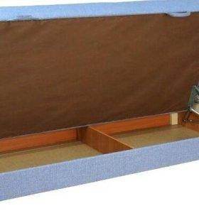 Кровать тахта с подъёмным механизмом