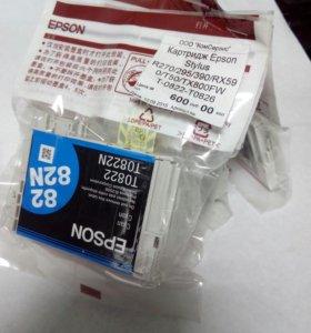 Картриджи Epson R270/ 295/T50/TX800