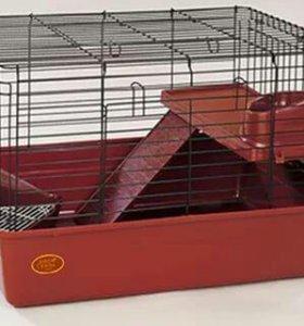 Клетка для хорьков, кроликов и шиншилл