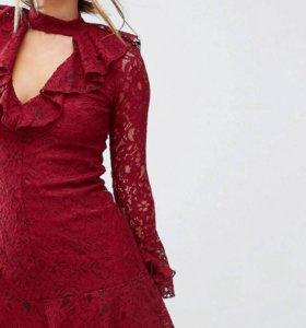 Нарядное новое платье John Zack Petite