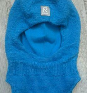 Шлем Reima шерсть на хлопке размер 48