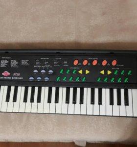 Синтезатор для детей и взрослых