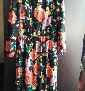 Платье 50ращмера (xl)