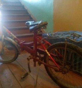 Продаю велосипед:)