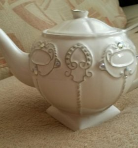 Заварочный чайник в подаррчной упаковка