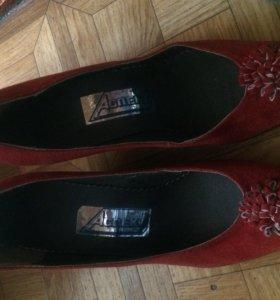 Женские туфли 39-40