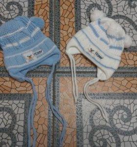 Новые весенние шапочки на малыша