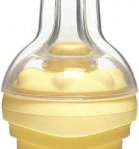 Соска Medela Calma (калма) с бутылочкой 150 мл.