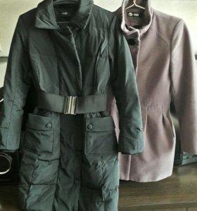 Куртка (зима) Пальто на весну и осень