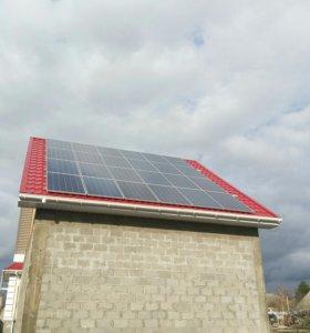 Солнечные батареи. Солнечные коллекора.