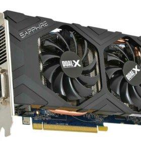 Видеокарта AMD Radeon Sapphire 7850
