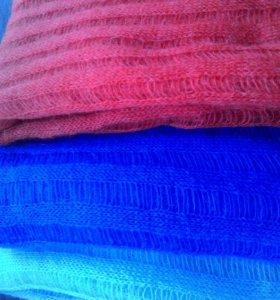 Палантин(шарф) из мохера