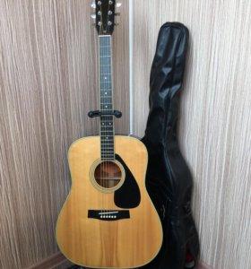 Акустическая гитара Yamaha FG-201B (1979) 6 струн