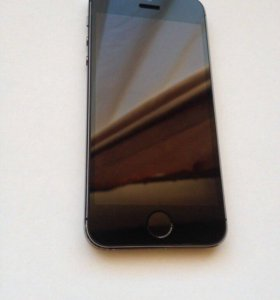 iPhone 5s Space Grey 16GB