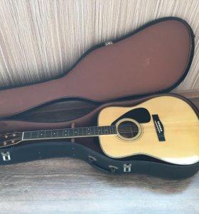 Акустическая гитара Yamaha FG-300D (1984) 6 струн