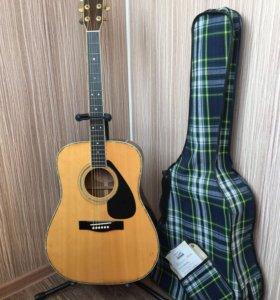 Акустическая гитара Yamaha FG-300D (1985) 6 струн