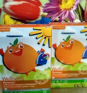 Жевательные конфеты для детей с Омега-3