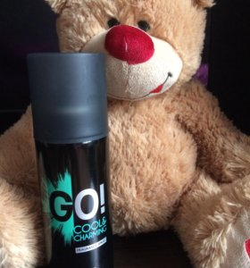 Мужской спрей-парфюм GO!