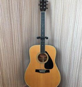 Акустическая гитара Yamaha FG-201B (1980) 6 струн