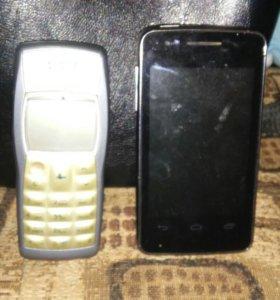 Телефоны и планшет за все.