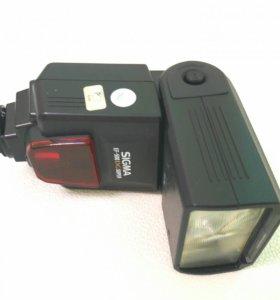 Фотовспышка SIGMA EF-500 DG SUPER для Nicon