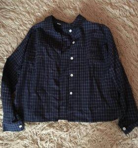 Рубашка в квадратик✔️