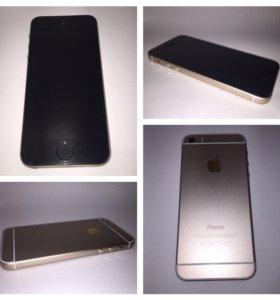 Задняя крышка для iPhone 5/5s в стиле iPhone 6
