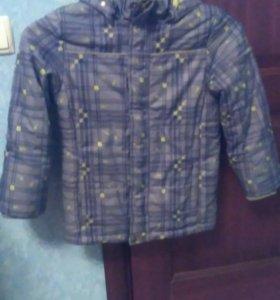 Куртка зимняя для